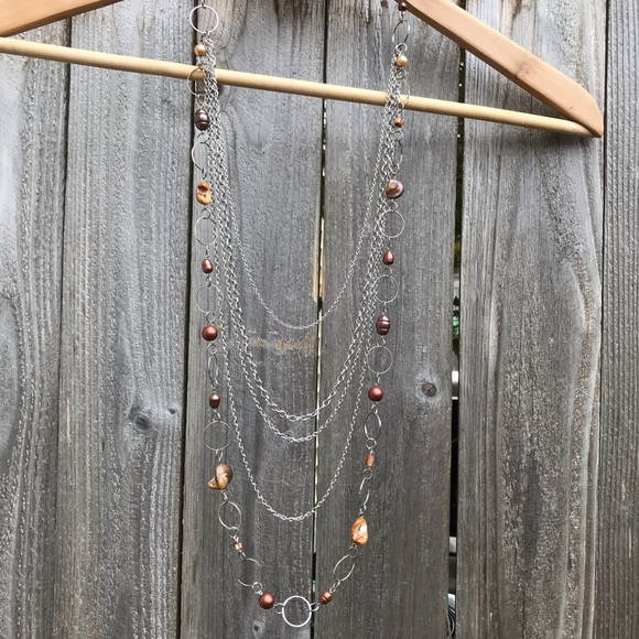 Jewelry - Fashion Tiered necklace